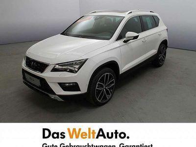 gebraucht Seat Ateca Xcellence 1.5 TSI ACT DSG 4Drive SUV / Geländewagen