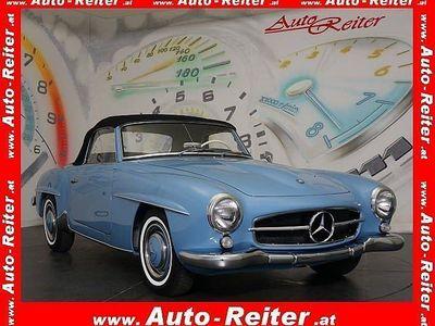 gebraucht Mercedes 190 190 CSL, 105 PS, 2 Türen, Schaltgetriebe