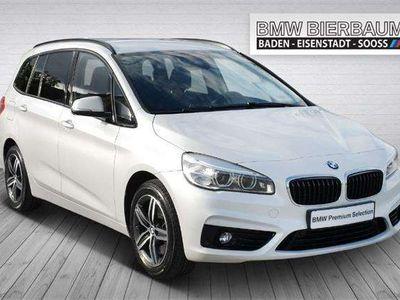 gebraucht BMW 220 Gran Tourer 2er-Reihe d xDrive Sport Line Aut. Kombi / Family Van