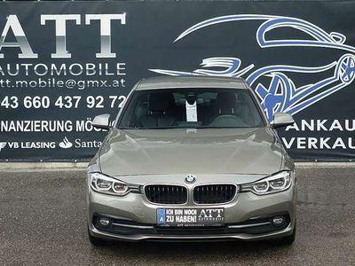 gebraucht BMW 320 d Sport Line/M-LENKRAD/PROF. NAVI./LEDER/SPORTSITZ