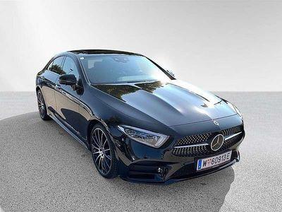 gebraucht Mercedes CLS400 CLS-Klassed 4MATIC Sportwagen / Coupé