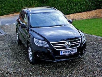gebraucht VW Tiguan 1,4 TSI Sport&Style 4Motion SUV / Geländewagen