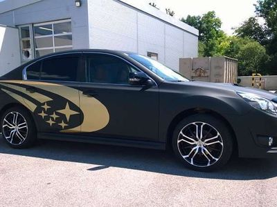 gebraucht Subaru Legacy 2.0 TDI Limousine