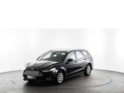 gebraucht Ford Mondeo Traveller 2.0 TDCI Aut. LED AHK NAVI