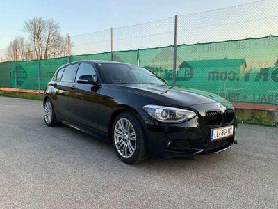 gebraucht BMW 114 1er-Reihe (F20) M-Paket ab Werk-Voll-