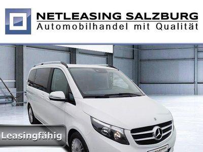 brugt Mercedes V220 BT K+Navi+Spur+EasyPack+Fondklim+el. Türen