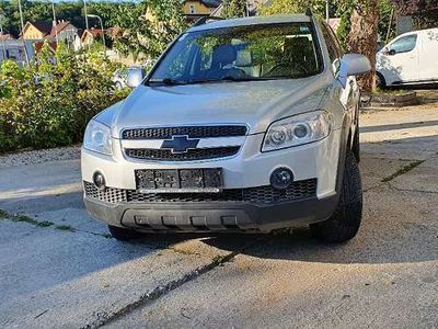 gebraucht Chevrolet Captiva 2.0 TD 4WD 16V SUV / Geländewagen