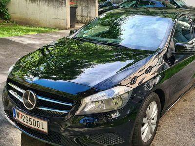 gebraucht Mercedes A180 BlueEfficiency Aut.