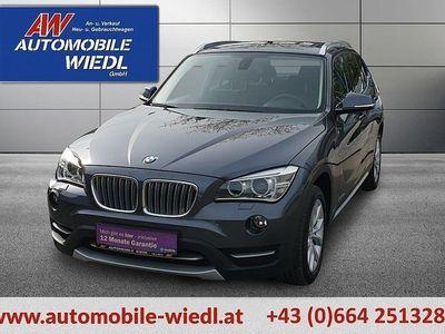 gebraucht BMW X1 xDrive20d Österreich Paket NAVI X-LINE