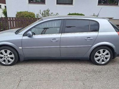 gebraucht Opel Signum Vectra 2,2 TDI Kombi / Family Van,
