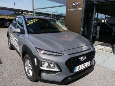 gebraucht Hyundai Kona KonaLaunch Level 1 1,6 CRDi 4WD DCT