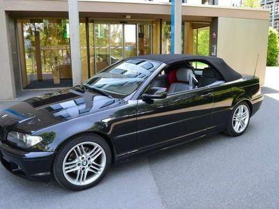 gebraucht BMW 320 Cabriolet 3er-Reihe Ci / Roadster