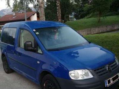 gebraucht VW Caddy Life 1,9 TDI