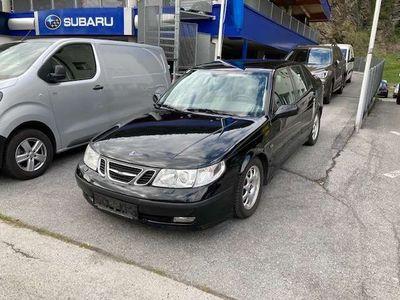 gebraucht Saab 9-5 Aero 2,3 Turbo S Ecopower Limousine