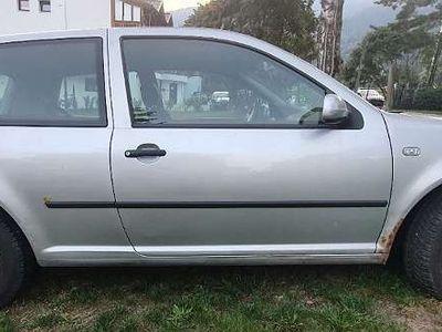 gebraucht VW Golf IV (IV) Klein-/ Kompaktwagen