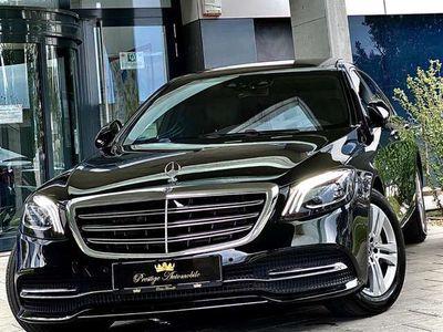 gebraucht Mercedes S350 d lang 4MATIC 286PS #FACELIFT #LANGVERSION #VOLL