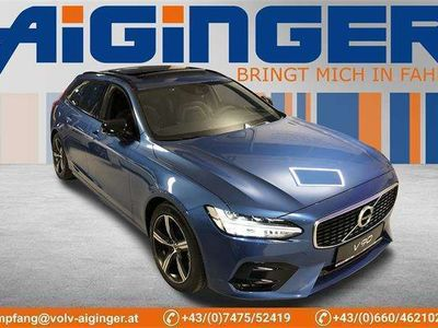 gebraucht Volvo V90 D4 ALLRAD Geartr. R-Design Panorama/LED/Kamera