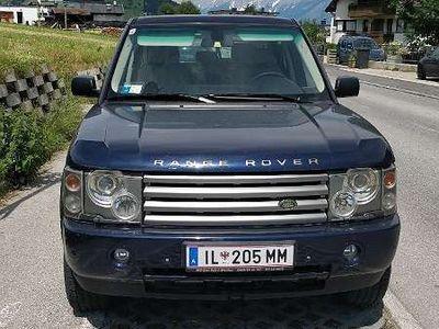 gebraucht Land Rover Range Rover 3.0 TD6 Vogue SUV / Geländewagen,