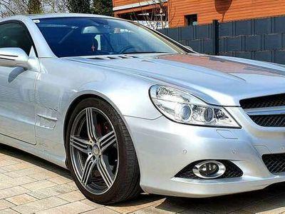 gebraucht Mercedes SL350 Roadster Sportmotor Aut.