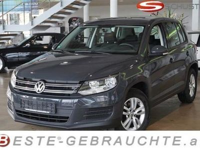 used VW Tiguan TSI 1.4 Trend & Fun