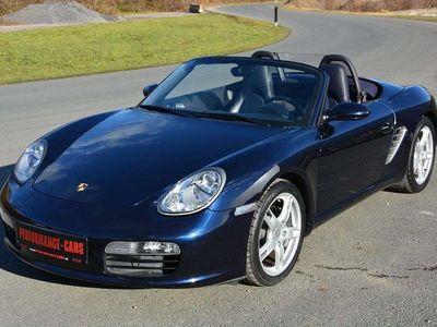 gebraucht Porsche Boxster 2 BESITZ WINTER - SONDER - PREIS !!!