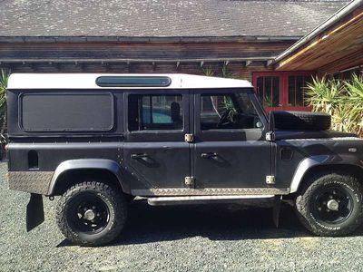gebraucht Land Rover Defender LD/110SW/5 SUV / Geländewagen