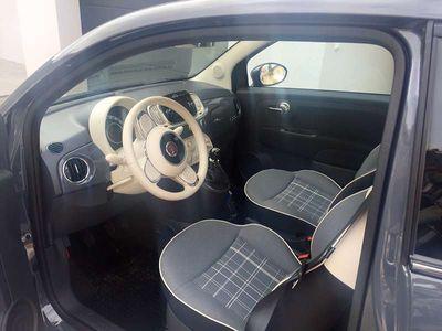 gebraucht Fiat 500 1,2 69 Lounge Limousine
