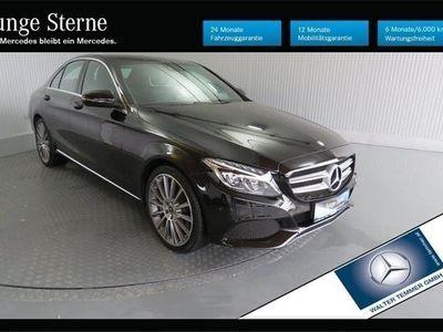 used Mercedes C350e Limousine Hybrid