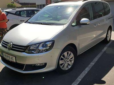gebraucht VW Sharan Business SCR 2,0 TDI DSG Kombi / Family Van