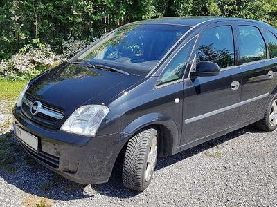 gebraucht Opel Meriva A 1.7 CDTI Kombi / Family Van