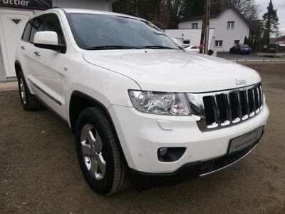 gebraucht Jeep Grand Cherokee 3,0 Limited CRD !Serviceheft! SUV / Geländewagen