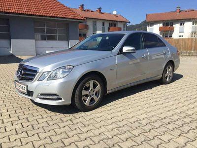 gebraucht Mercedes E200 Avantgarde A-Edition BlueEfficiency CDI Aut.