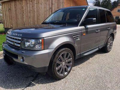 used Land Rover Range Rover Sport TdV8 HSE SUV / Geländewagen,