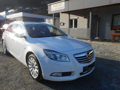 gebraucht Opel Insignia ST 2,0 Edition 30 CDTI DPF Allrad Start/Stop System Kombi / Family Van