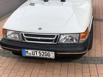gebraucht Saab 900 Cabriolet Turbo Aut.
