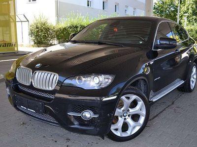 gebraucht BMW X6 40d xDrive;Leder;AHK;Xenon;Sitzh;MEGA-Ausstattung! SUV / Geländewagen
