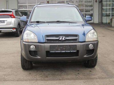 brugt Hyundai Tucson 2,0 Comfort+ CRDi VGT 2WD DPF SUV / Geländewagen,