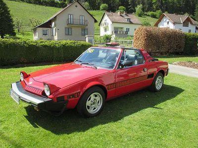 gebraucht Fiat X 1/9 Cabrio / Roadster,