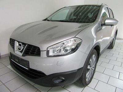 brugt Nissan Qashqai 2,0 dCi Tekna 4WD DPF Aut.