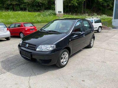gebraucht Fiat Punto 1,2 Active klima euro4