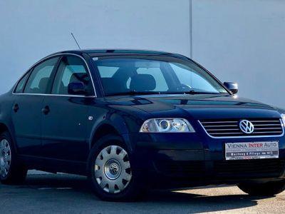 gebraucht VW Passat 1,9 TDI PD Comfortline Cool|1.Besitz| Limousine,