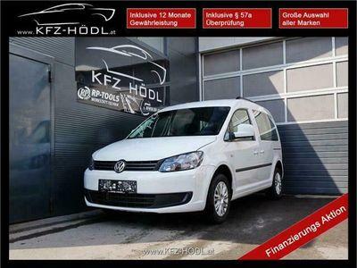 gebraucht VW Caddy Kombi Family 1,2 TSI