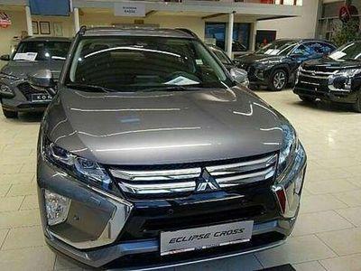 gebraucht Mitsubishi Eclipse Cross 2,2 DI-D 4WD Intense+ Blackline Aut. SUV / Geländewagen
