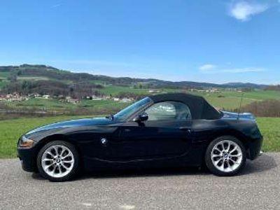 gebraucht BMW Z4 2,2i Österreich-Paket