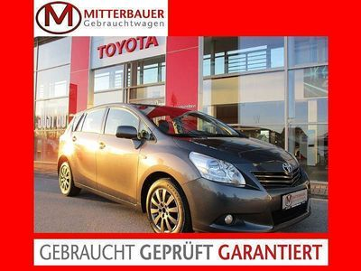 gebraucht Toyota Verso 1,6 Valvematic Young Family Servicebuch!!