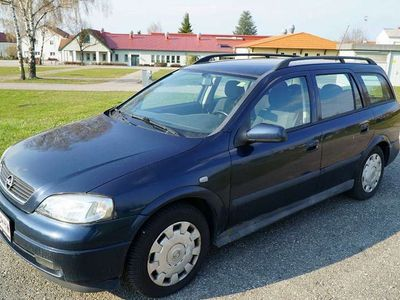 gebraucht Opel Astra G-Caravan OTT35JA51 Kombi / Family Van