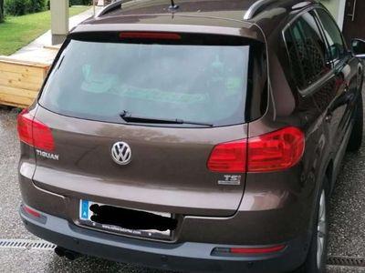 gebraucht VW Tiguan 1.4 TSI Style BMT SUV / Geländewagen