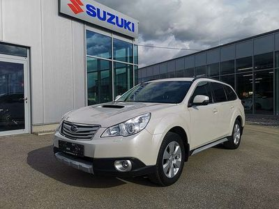 gebraucht Subaru Outback Touring Wagon 2,0 D Comfort AWD