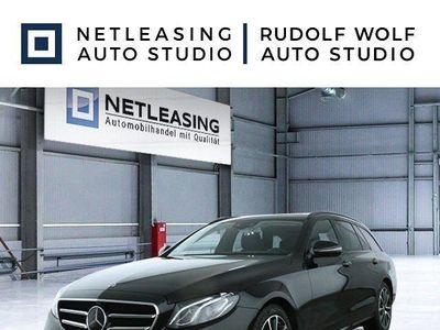 gebraucht Mercedes E300 d Avantgarde+Comand+Nightp.+360°+DAB+18' SHD