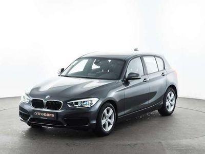 gebraucht BMW 118 i Aut. LED LEDER NAVI TEMP SHZ MEGAPREIS